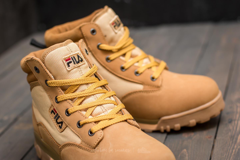 Fila Grunge Mid Chipmunk | Footshop
