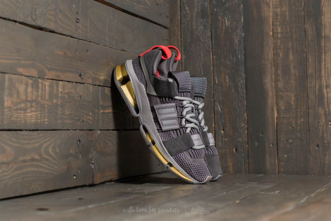 adidas Consortium Twinstrike A//D Clear Granite/ Bright Red