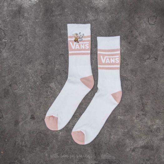 zniżki z fabryki wyprzedaż resztek magazynowych najlepszy wybór Vans x Peanuts Snoopy Crew Socks White/ Marshmallov ...
