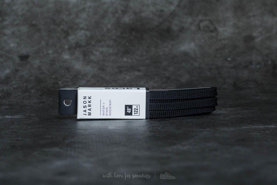 Jason Markk Flat Shoe Laces Black za skvělou cenu 240 Kč koupíte na Footshop.cz