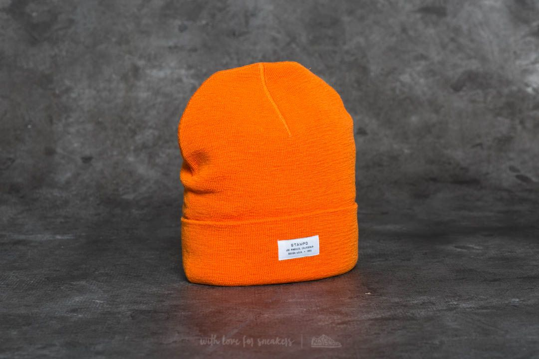 Čepice STAMPD Turf Cap Orange