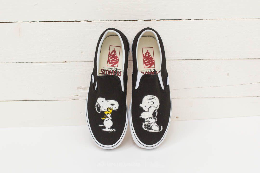 vans peanuts best friends