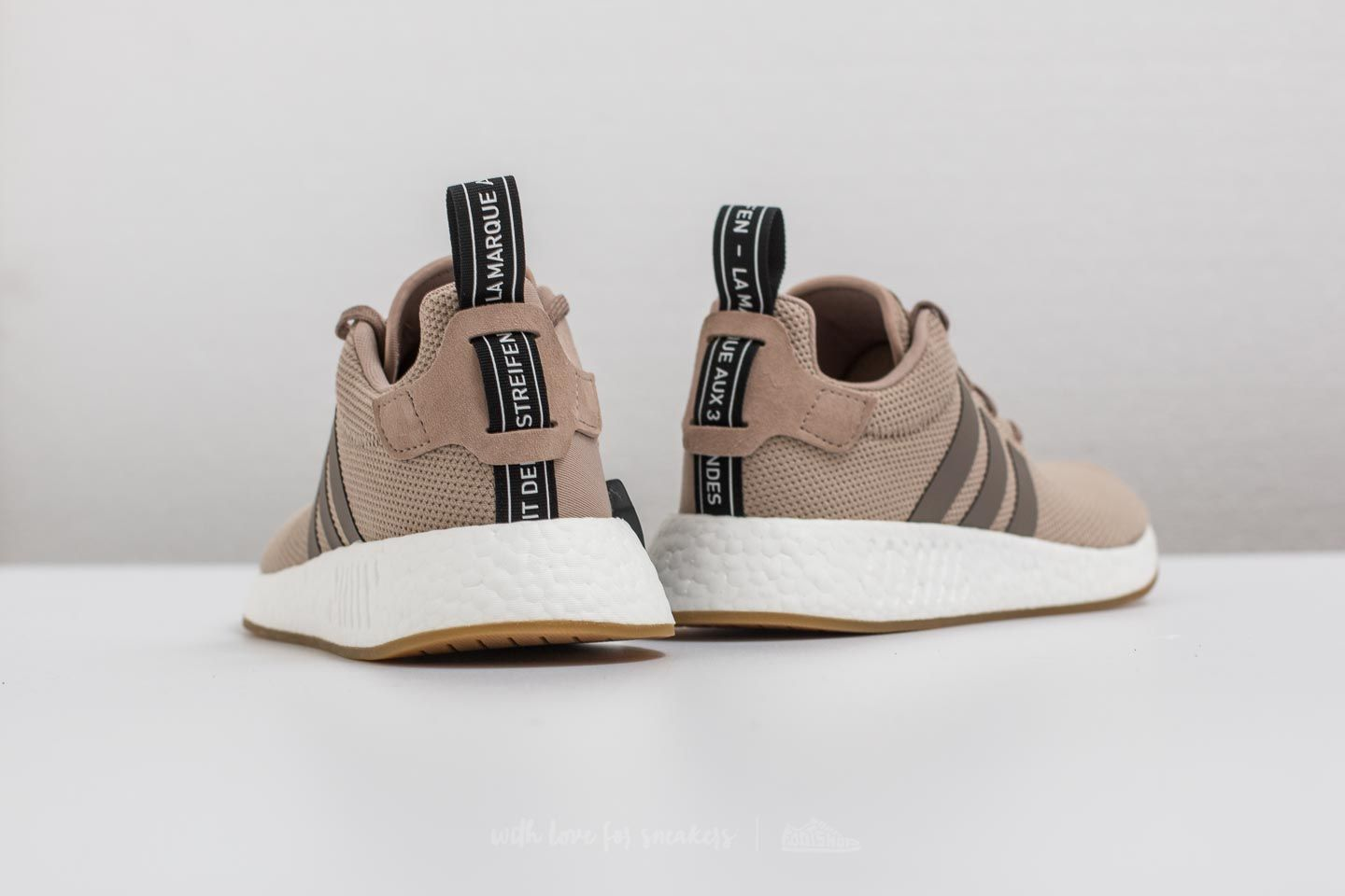 new cheap cost charm picked up adidas NMD_R2 Trace Khaki/ Simple Brown/ Core Black   Footshop