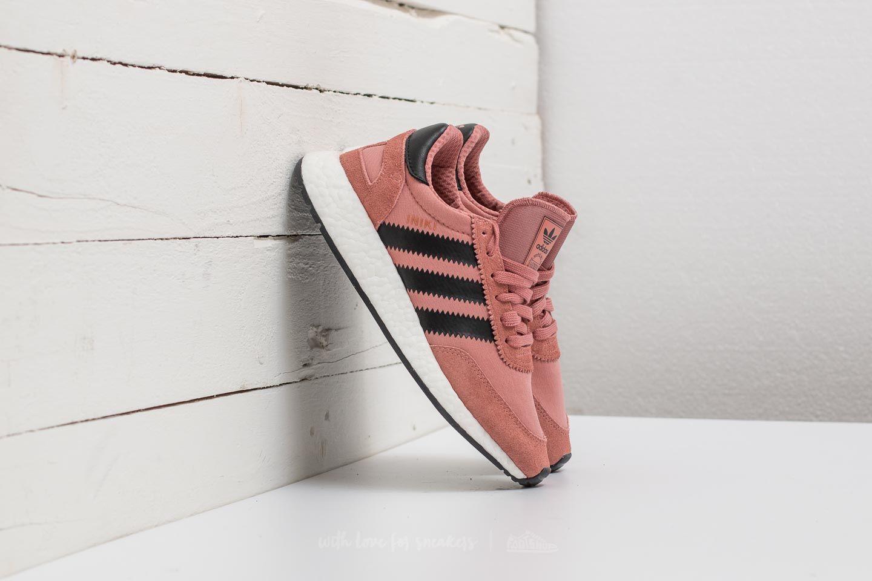 Ligero Alexander Graham Bell Penélope  Women's shoes adidas Iniki Runner Raw Pink/ Core Black/ Ftw White | Footshop