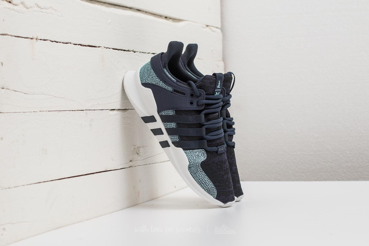 new style a8539 468c8 Adidas EQT Support ADV CK Parley. Legend Ink ...