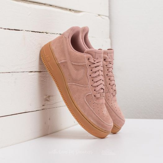 chaussures homme Nike Air Force 1 07 LV8 Suede Particle