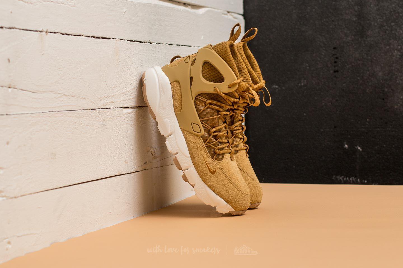 Nike W Air Footscape Mid Wheat/ Wheat-Summit White za skvělou cenu 2 590 Kč koupíte na Footshop.cz