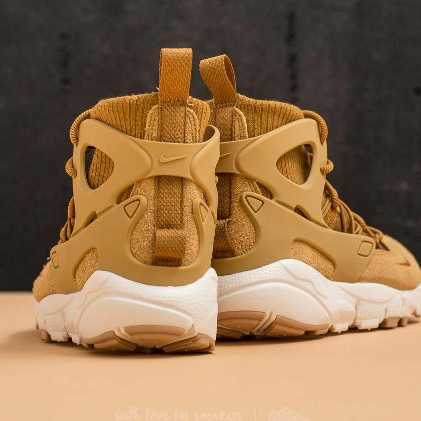 Nike W Air Footscape Mid Wheat/ Wheat-Summit White, Brown