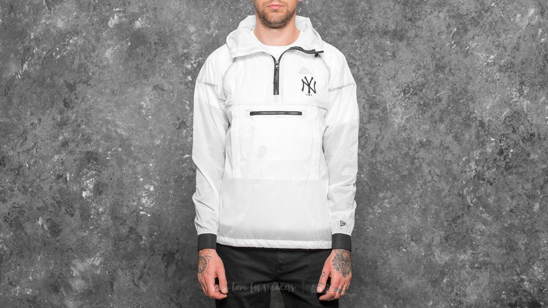 New Era Snow Stealth Smock New York Yankees Jacket Transparent