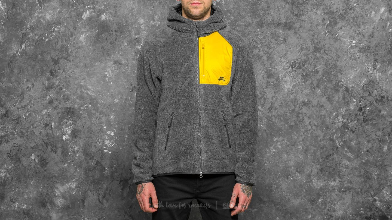 Nike SB Everett Full Zip Sherpa Hoodie