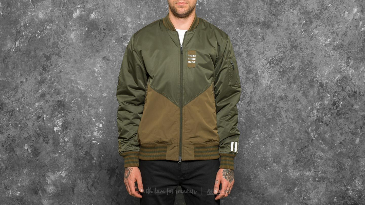 adidas x White Mountaineering Flight Jacket