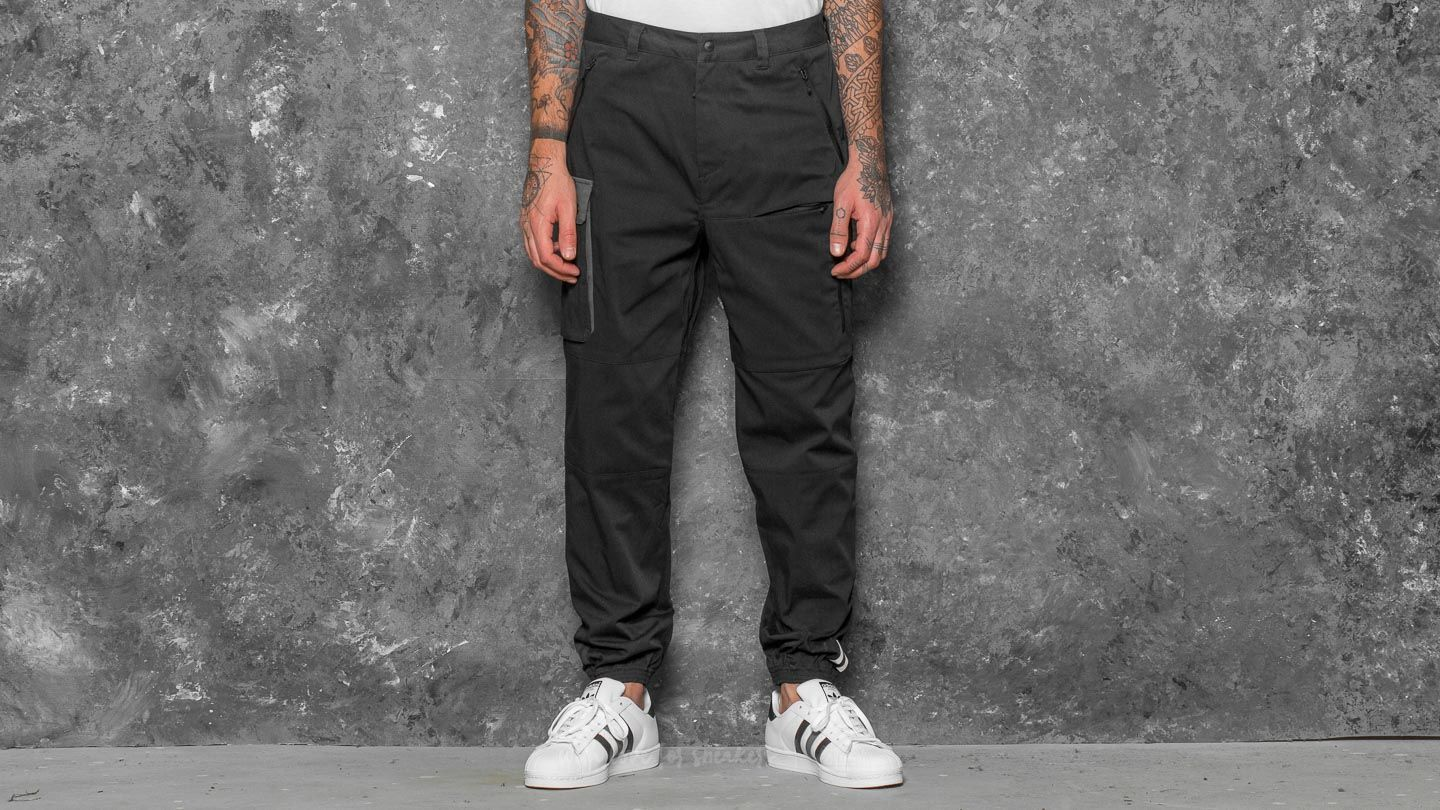 b8276a6ff6f0 adidas x White Mountaineering Woven Pants Black