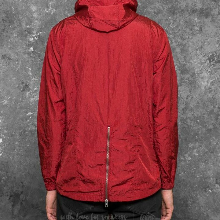 Publish Albie Jacket Maroon, Red