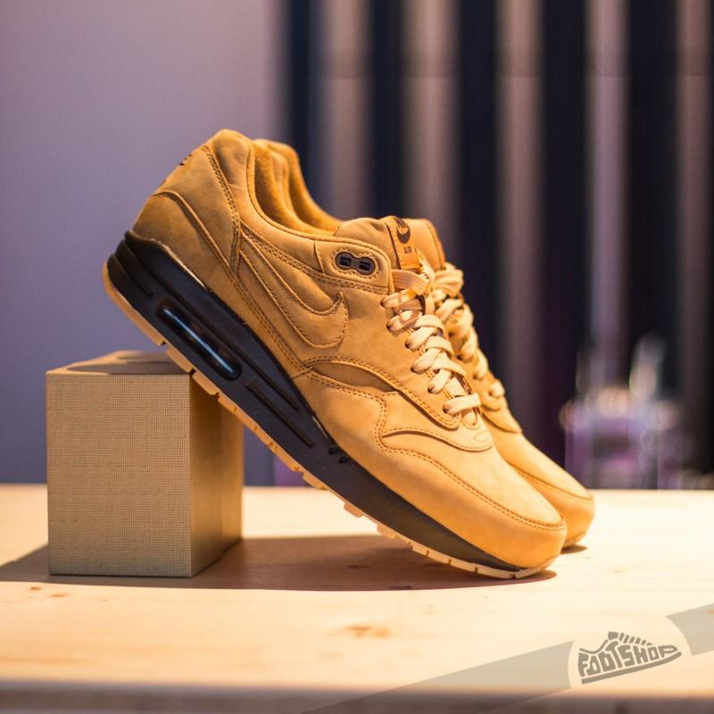 online store a5024 d1c50 Nike Air Max 1 QS Flax Brown