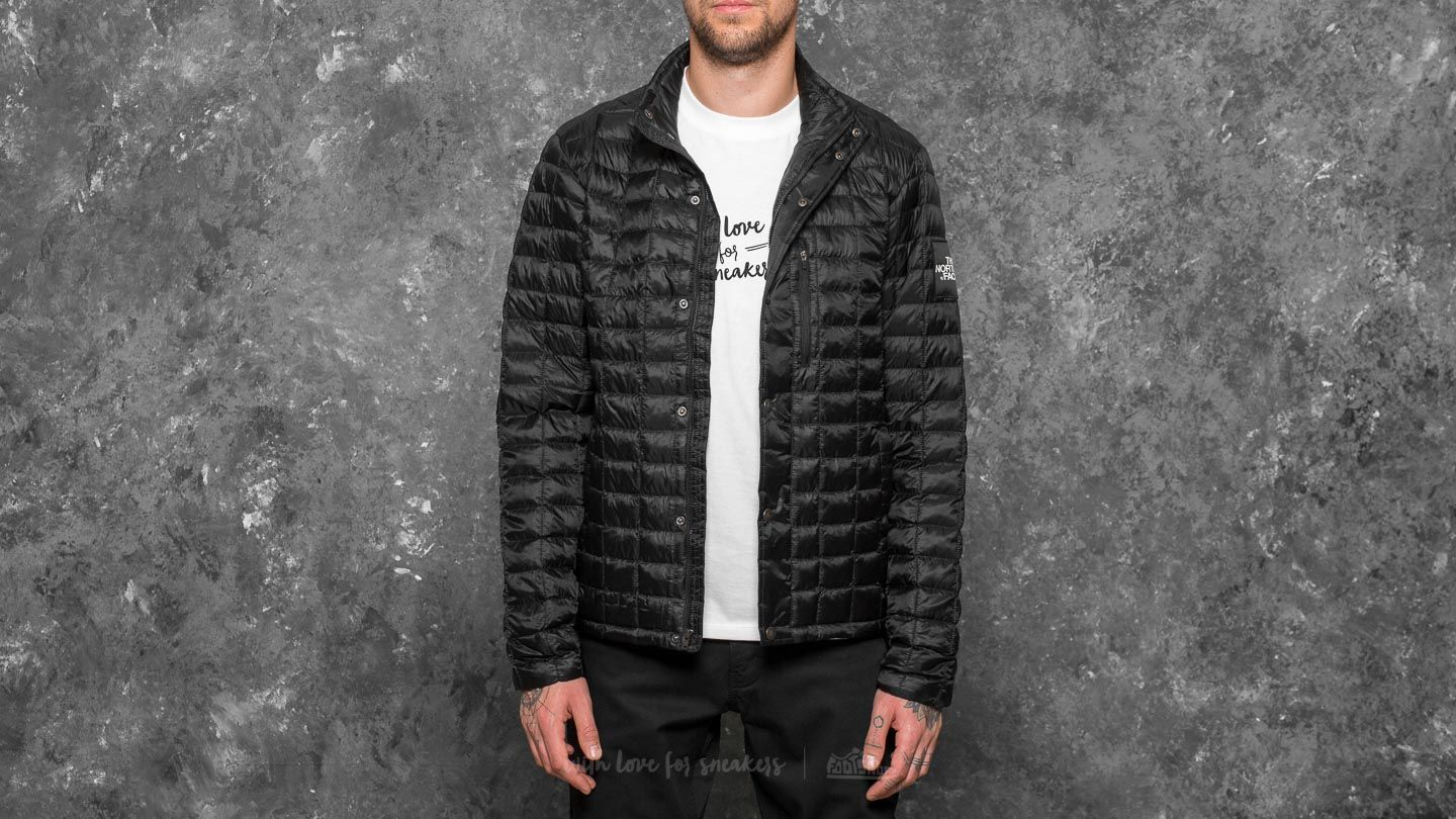 The North Face Den Thermoball Jacket Tnf Black/ Tnf White