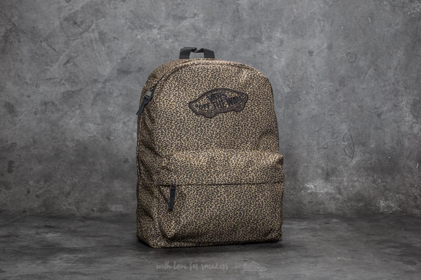 Vans Realm Backpack Mini Leopard  2501dd5d365