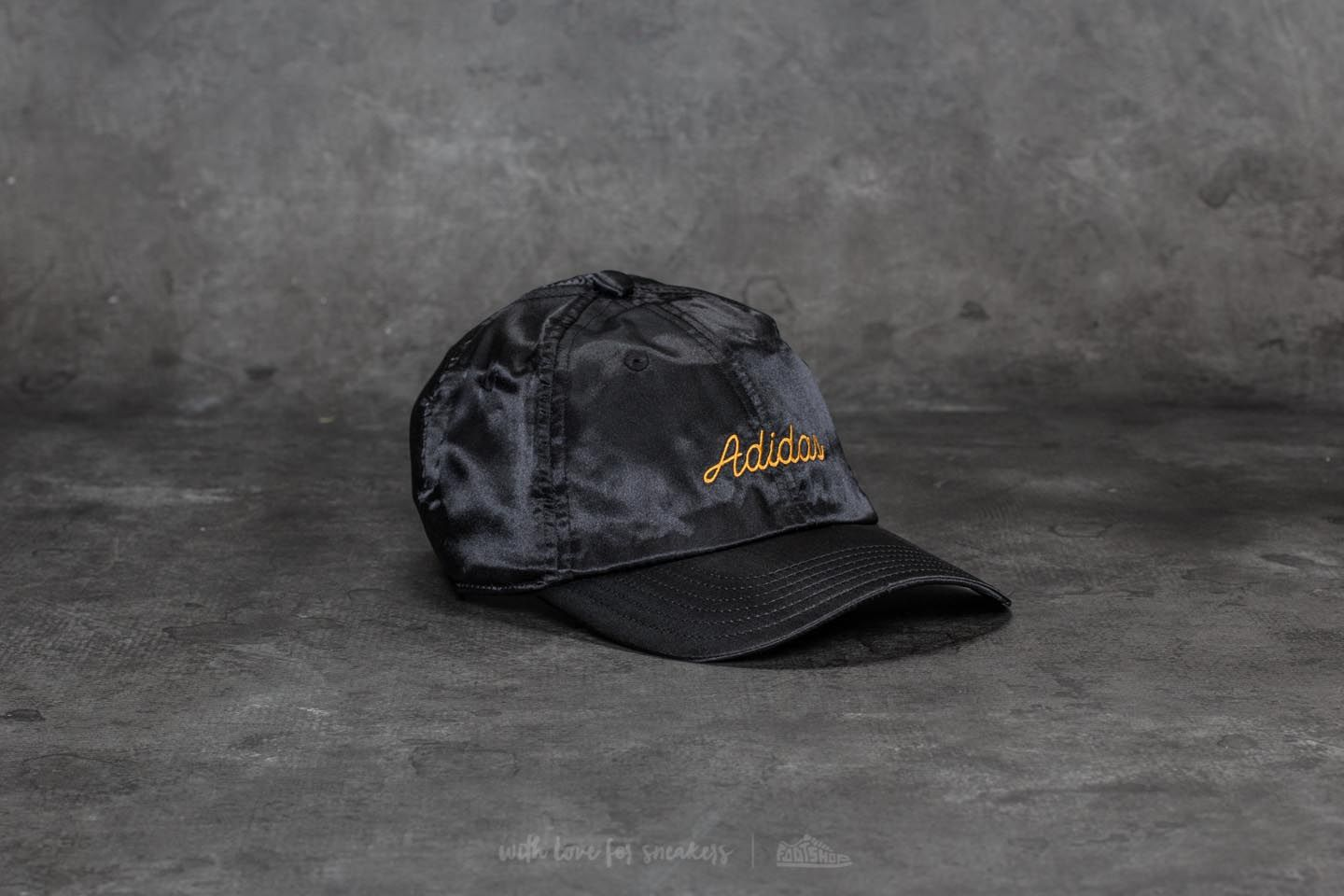 f01f3ffd128 adidas Stitch Dad Cap Black