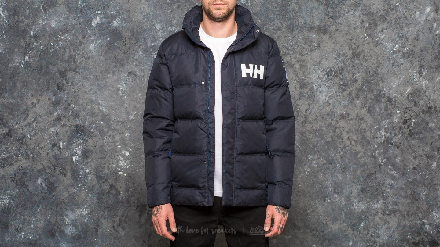 0ee24860fcc Helly Hansen Down Jacket Navy