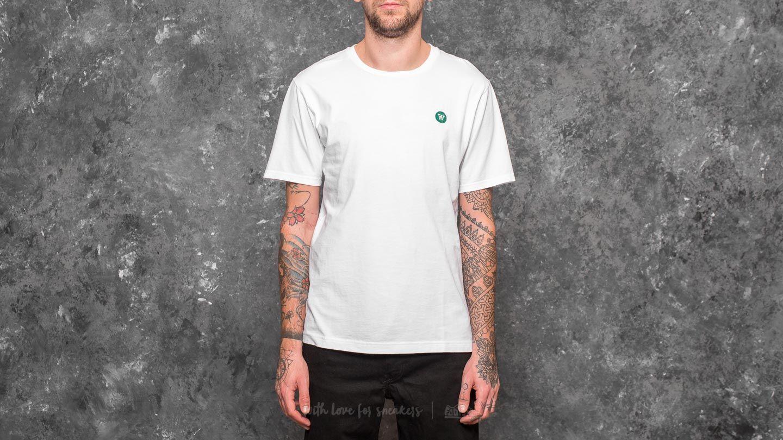 WOOD WOOD Ace T-Shirt Bright White za skvělou cenu 699 Kč koupíte na Footshop.cz