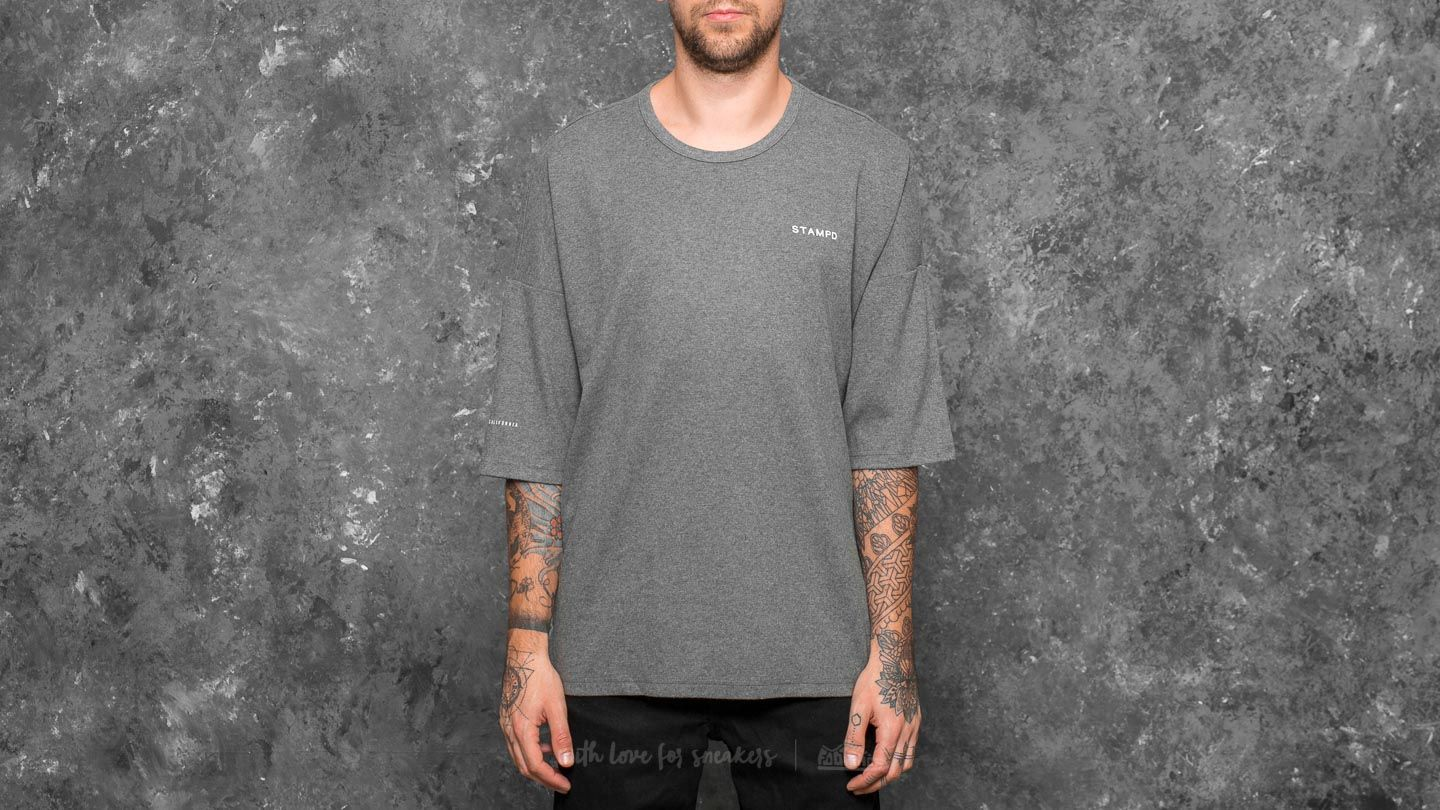 STAMPD 1993 State Tee Grey