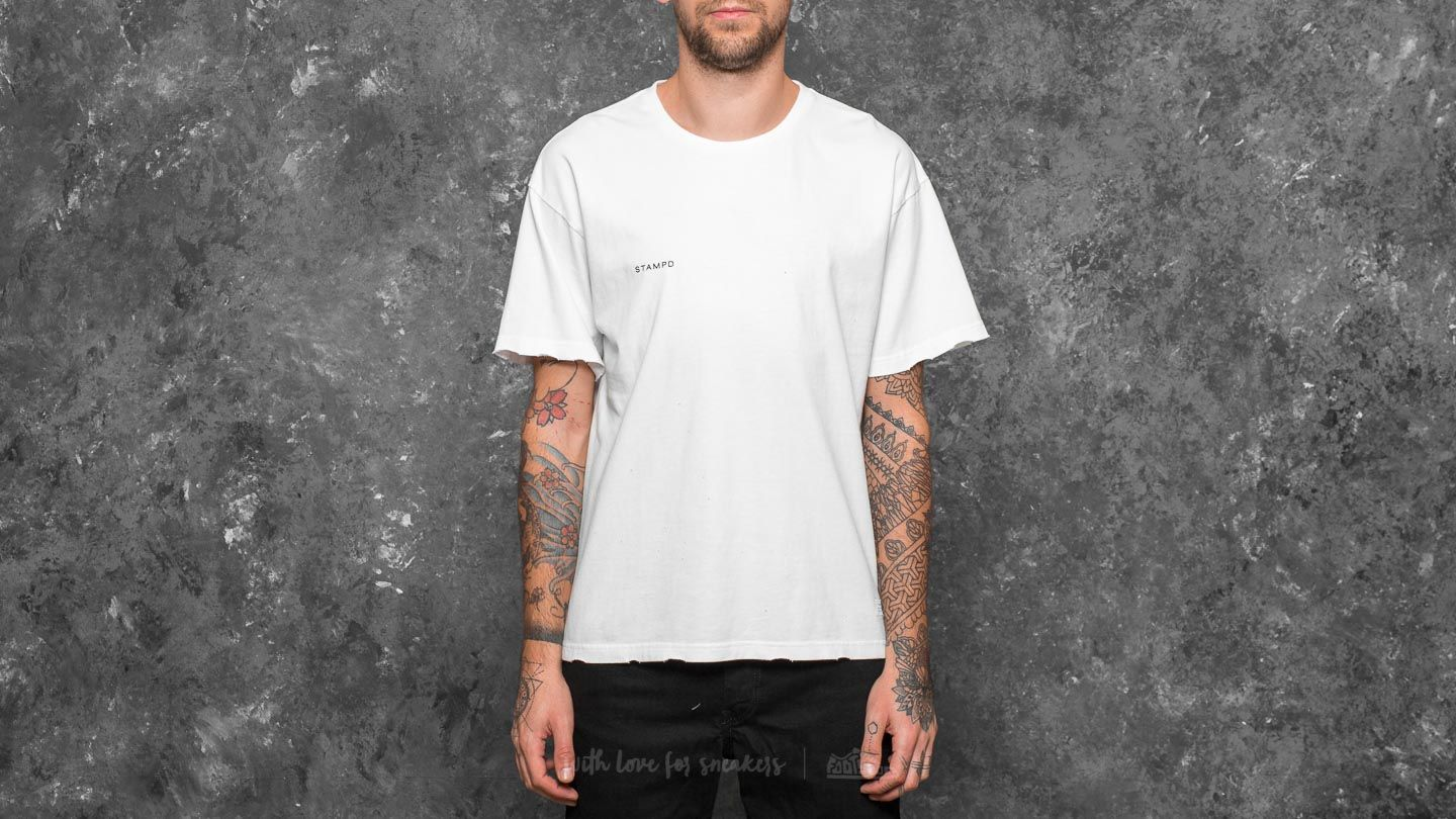 STAMPD New Order Tee