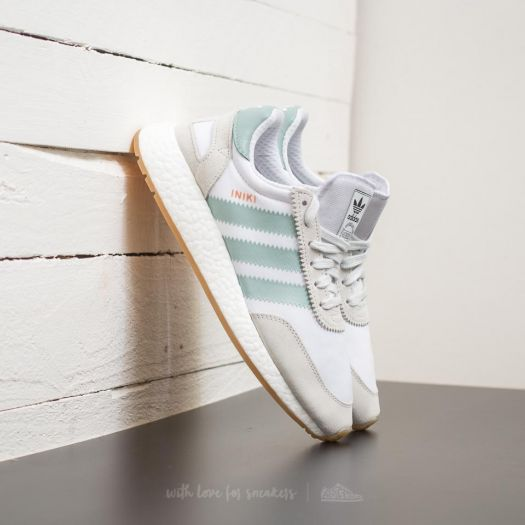 Adidas Iniki Runner Boost W Tactile Green