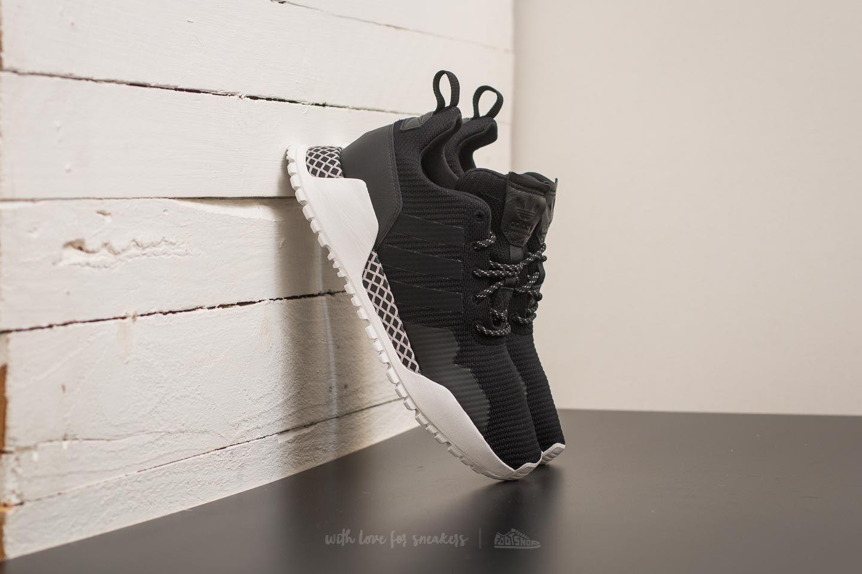 outlet store 2de02 29bcf adidas F1.4 Primeknit Core Black Core Black Vintage White -St at