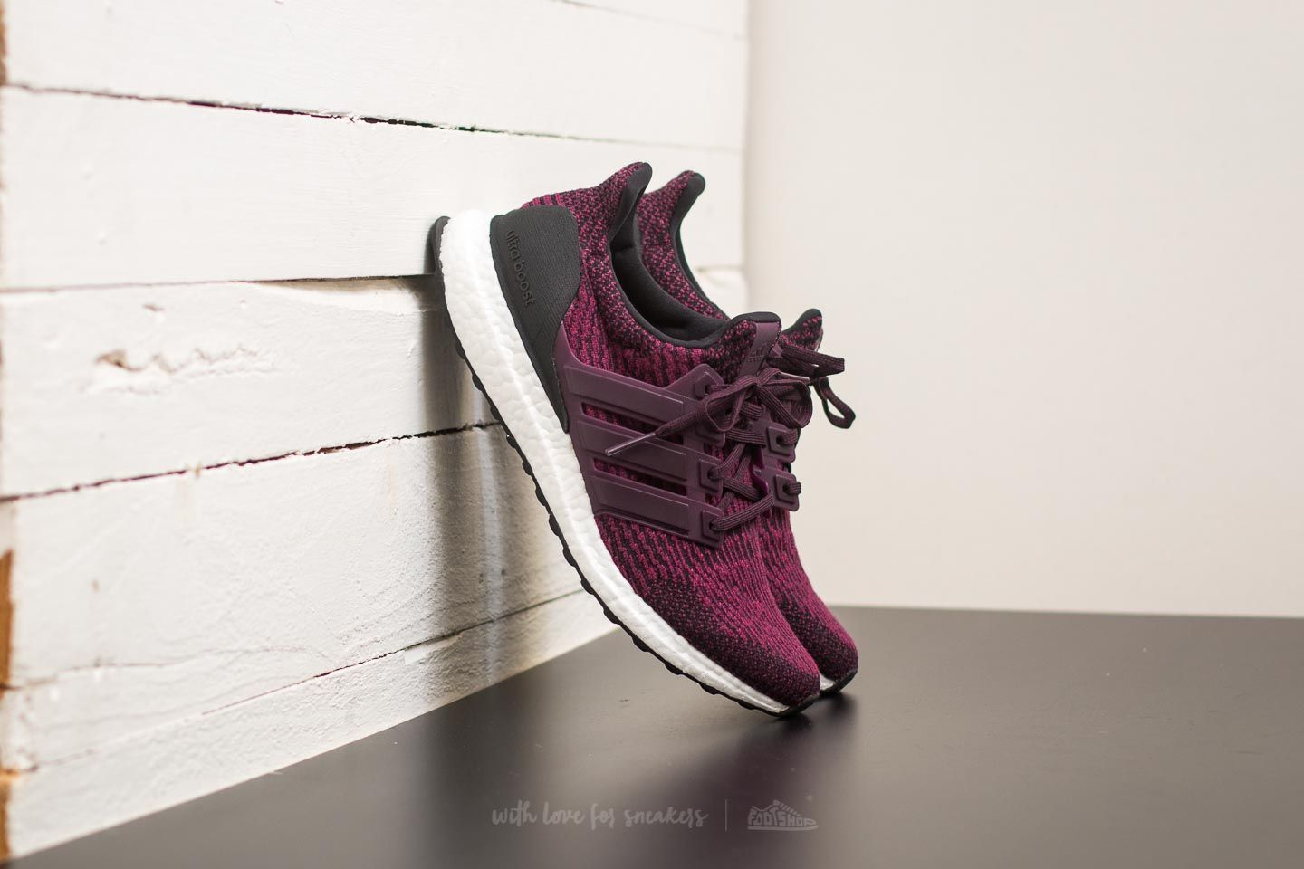 953444dd6943e adidas UltraBoost W Red Night  Red Night  Core Black