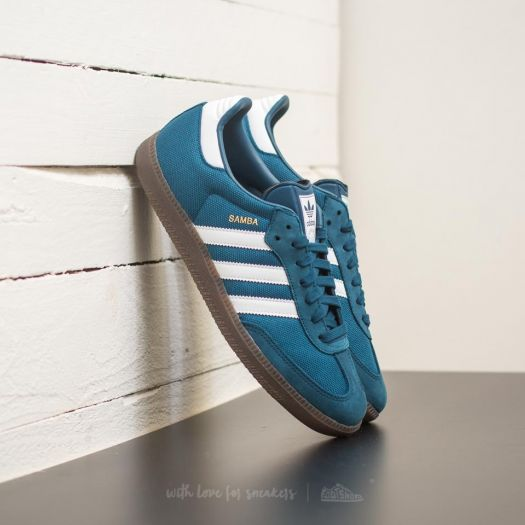 Men's shoes adidas Samba Blue Night