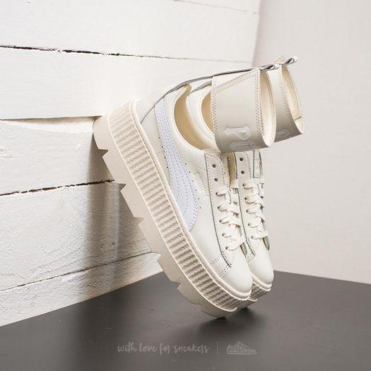 check out 59c06 c1c0e Puma Fenty Ankle Strap Sneaker Wn´s Vanilla Ice-Puma White