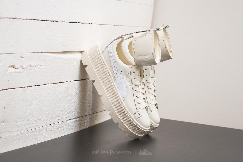 b73b43f37ced Puma Fenty Ankle Strap Sneaker Wn´s Vanilla Ice-Puma White ...