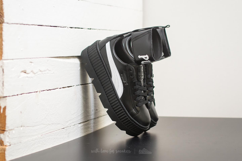 80fd9145c850bc Puma Fenty Ankle Strap Sneaker Wn´s Puma Black-Puma White ...