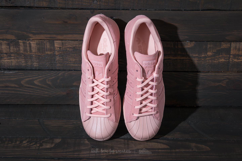 adidas Originals Superstar 80s Metal W Icey Pink | CP9946