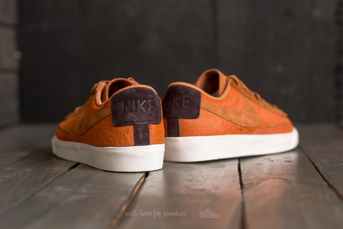 temperament shoes look for first look Nike W Blazer Low LX Cider/ Cider-Sail | Footshop