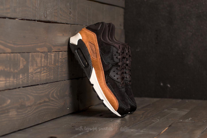 more photos 51b3f aa9a8 Nike WMNS Air Max 90 LX. Tar  Tar-Black-Cider