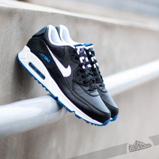 Mens Nike Air Max 90 VT Premium QS Dark Blue Red latest nike