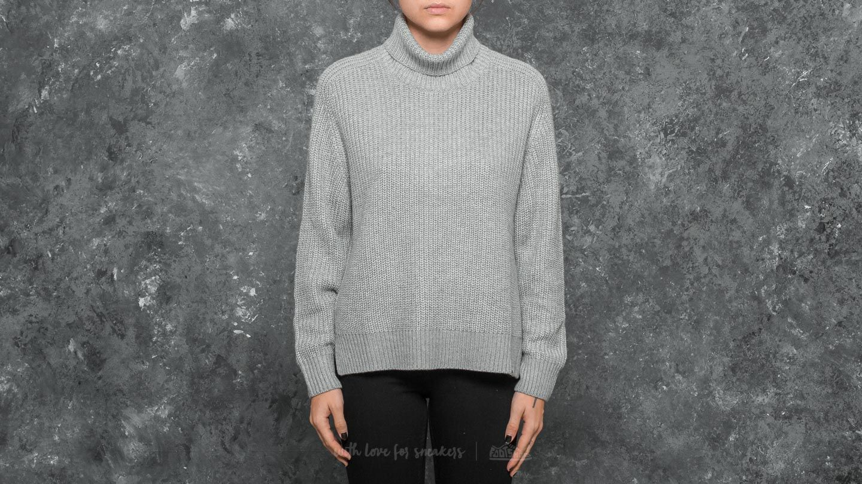 Mikiny a svetry Carhartt WIP W Keego Sweater Grey Heather