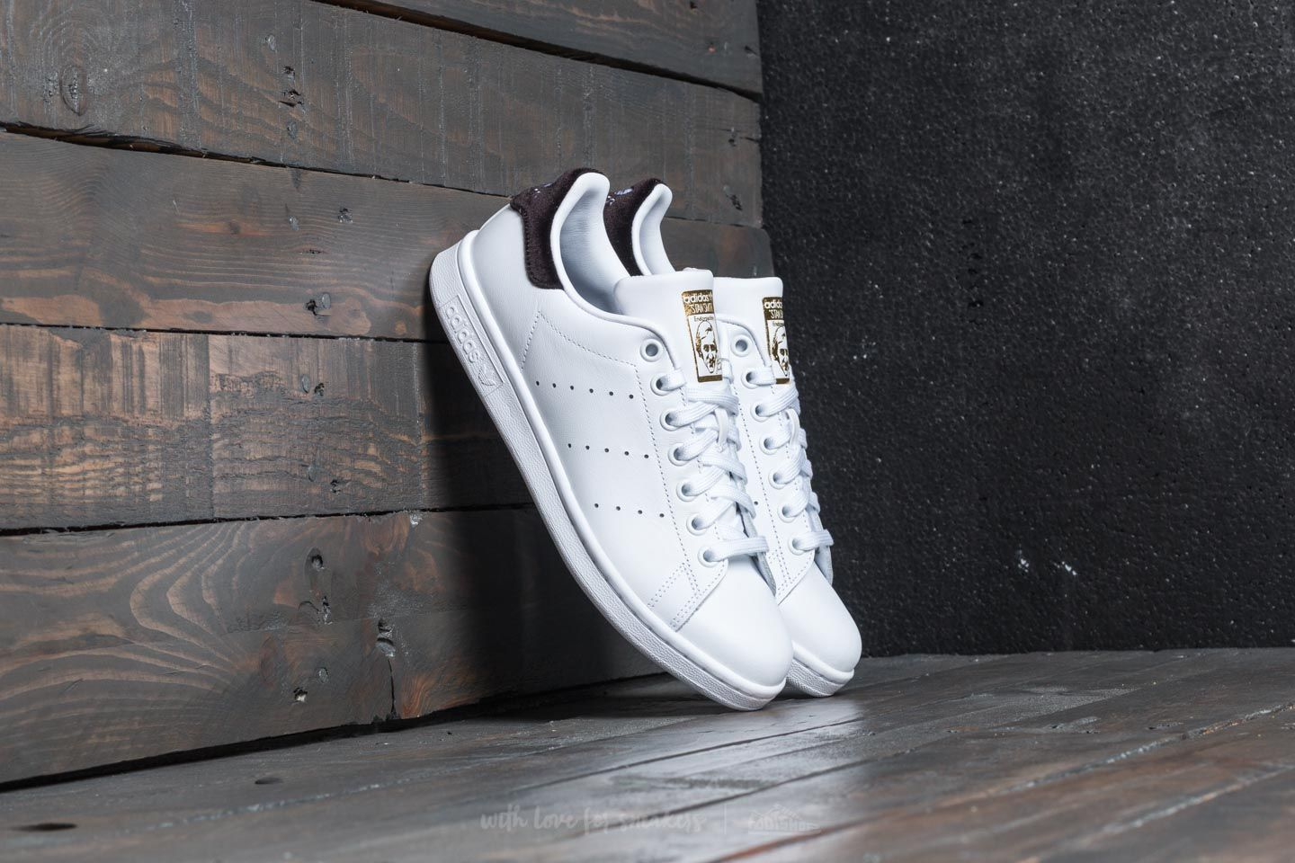 adidas Stan Smith J Ftw White Ftw White Core Black | Footshop