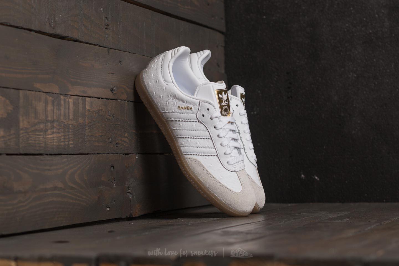 4c2e17579354 adidas Samba W Ftw White  Ftw White  Gold Metalic