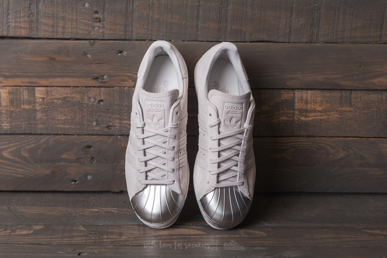 Adidas Superstar 80s Metal Toe W Grey One Grey One