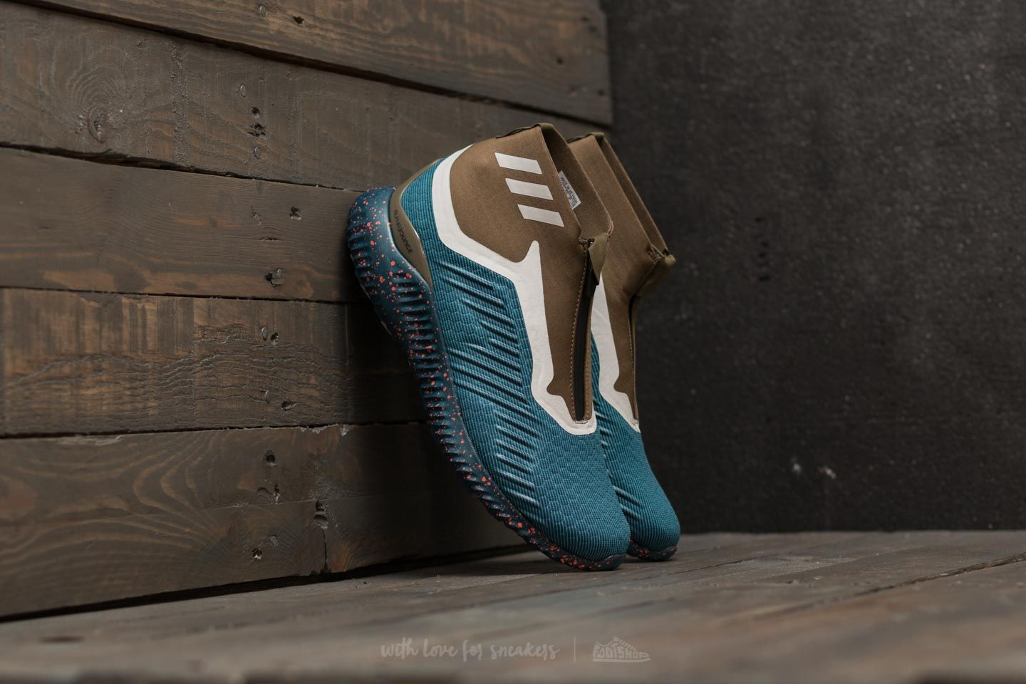 more photos fac07 1e88c adidas Alphabounce Zip M