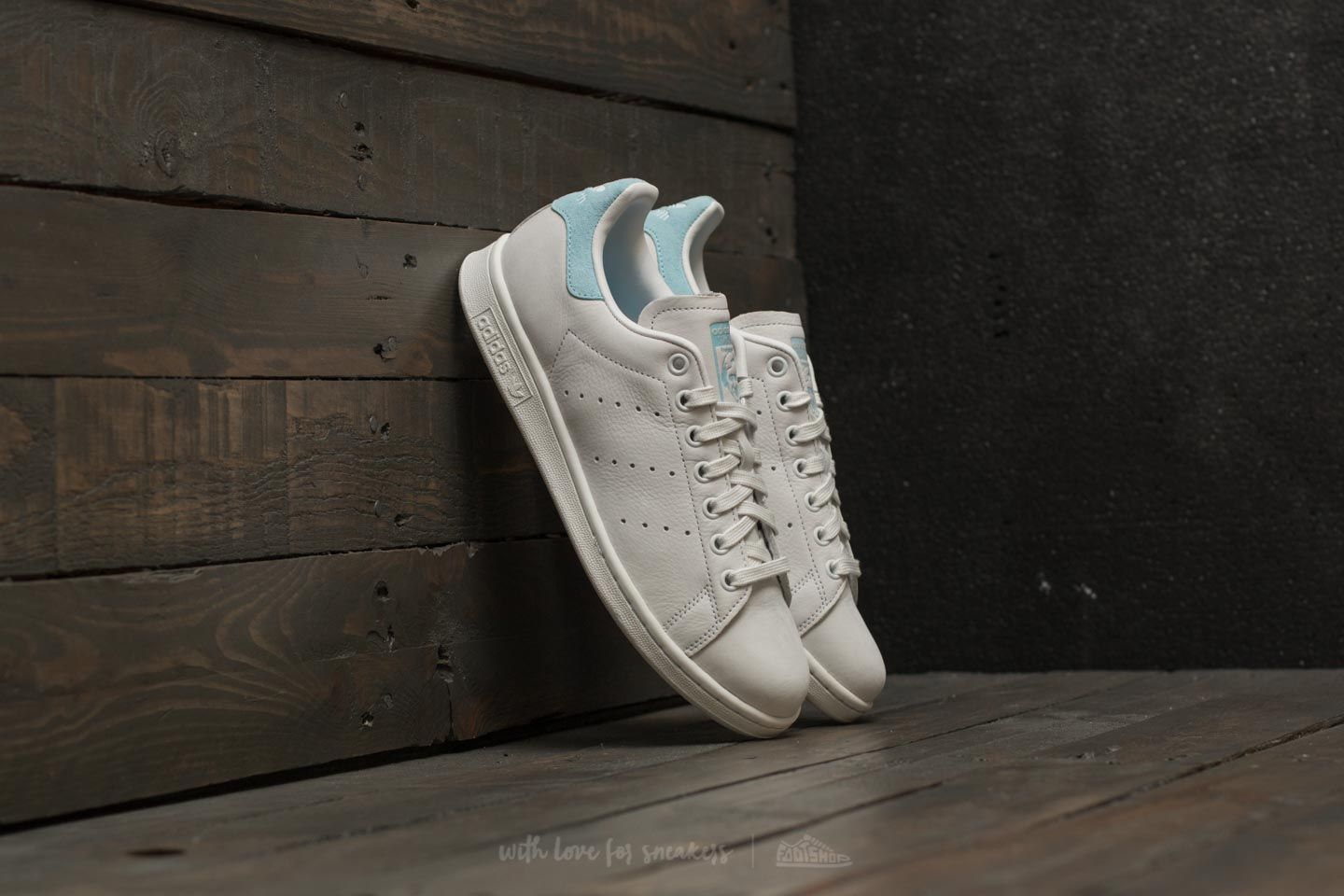 Adidas Stan Smith W Crystal White  Crystal White  Icey Blue  ee18efcbb