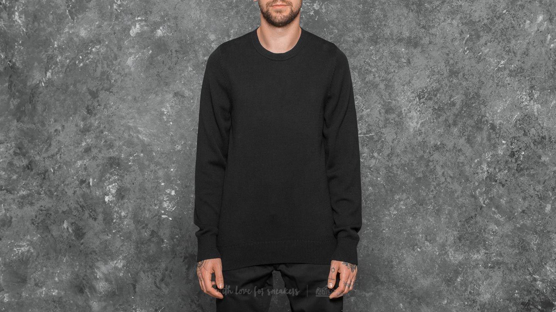 Nike SB Everett Crew Sweater Black/ Black za skvělou cenu 1 190 Kč koupíte na Footshop.cz