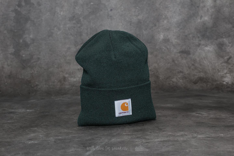 45b449b2e Carhartt WIP Acrylic Watch Hat Parsley | Footshop