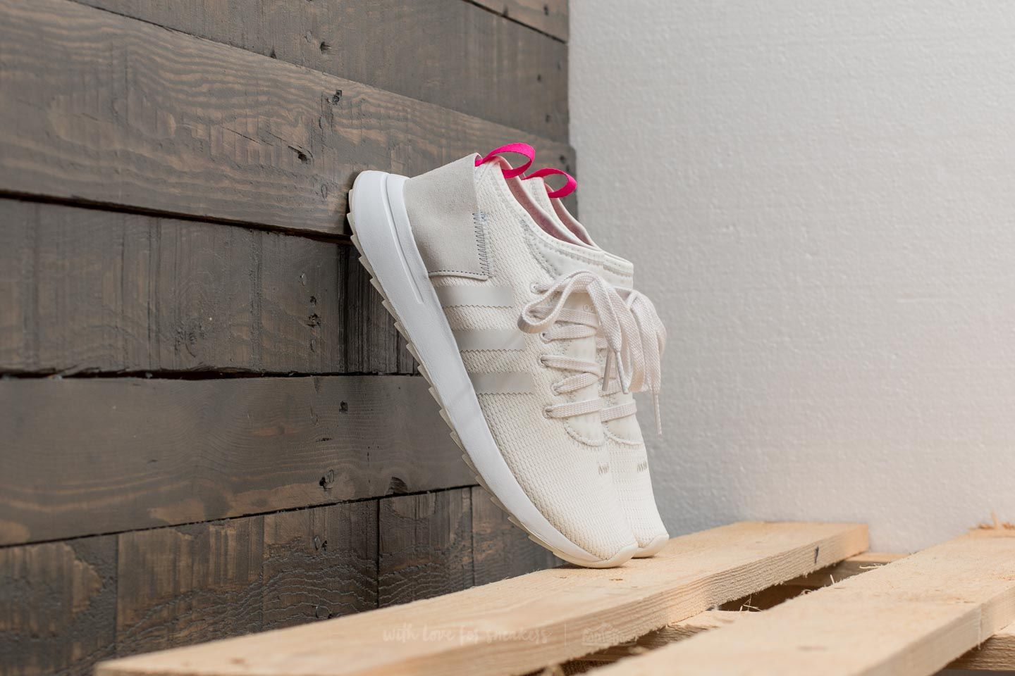 buy online 7d669 7a90d adidas FLB Mid Crystal White Crystal White Ftw White