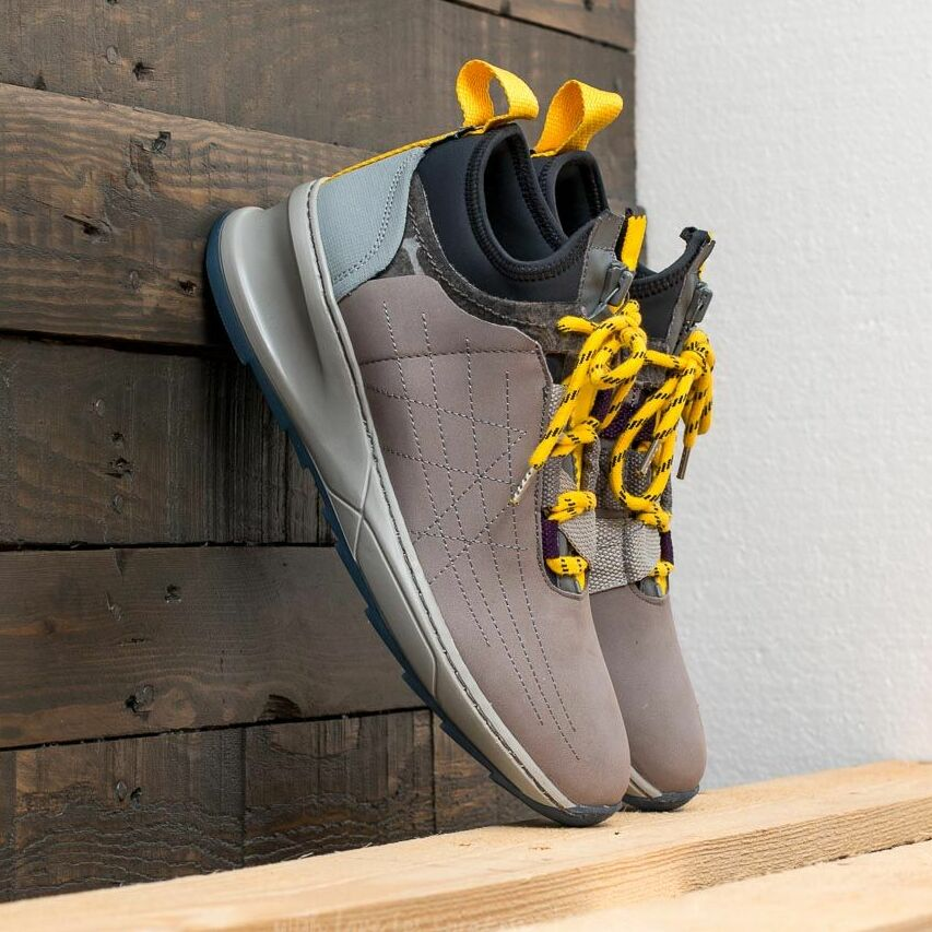 Filling Pieces Trace Shark Runner Desect Light Grey, Gray
