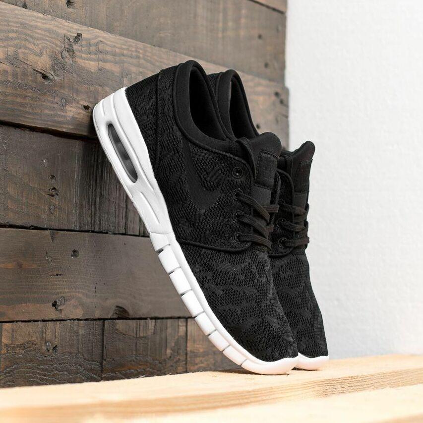 Nike Stefan Janoski Max Black/ Black-White EUR 40
