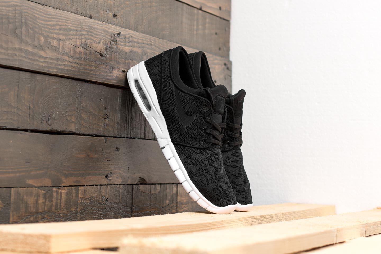 Pánske tenisky a topánky Nike Stefan Janoski Max Black/ Black-White