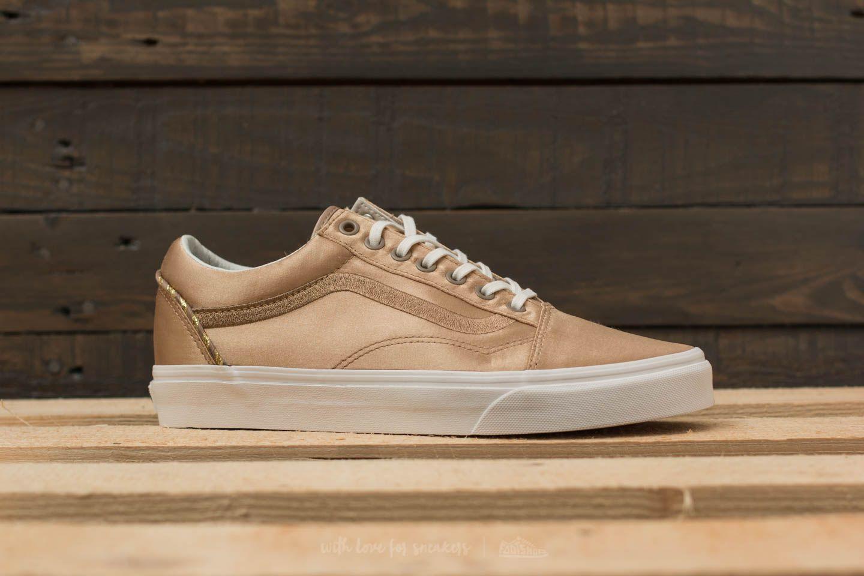 Chaussures California Souvenir Old Skool | Jaune | Vans