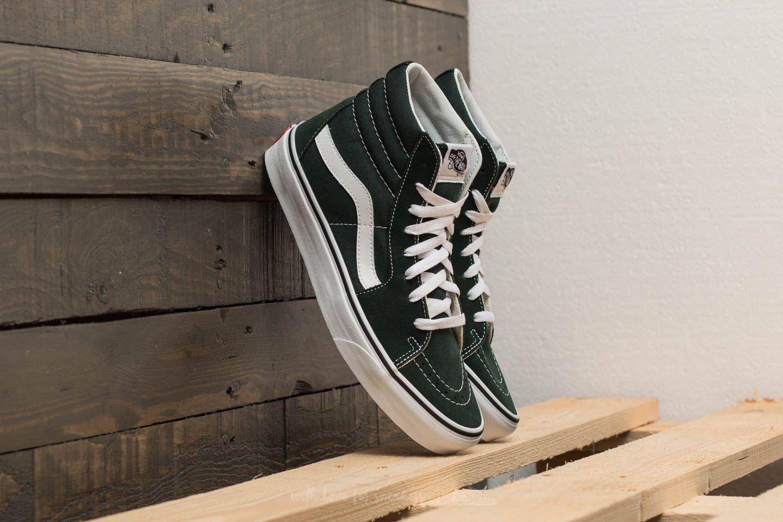 shoes Vans Sk8-Hi Scarab/ True White